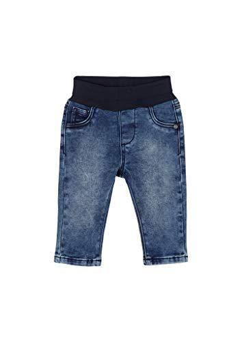 s.Oliver Unisex - Baby Jeans mit Umschlagbund blue 86.REG