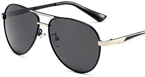 Squash bril Retro gepolariseerde spiegel Drive Bijzondere zonnebril for UV-bescherming Outdoor bril (Color : A)