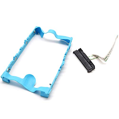 Deal4Go SSD Hard Disk Drive Caddy Bracket with SATA HDD Cable (Short) for HP Envy 15-J105 15-J000 17-J000 M7-J000 15Z M6-N 15-Q DW15 6017B0416801 Maine