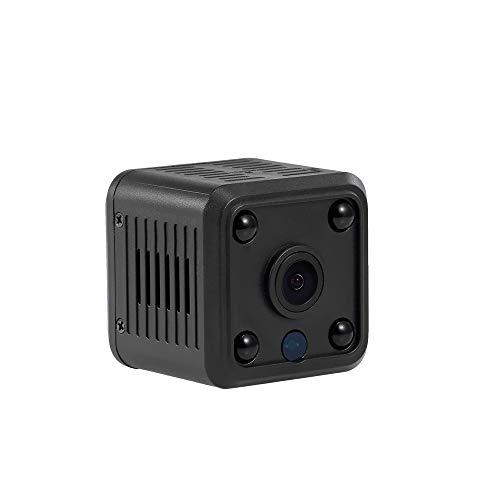 Cámara IP Mini cámara Oculta Detección de Movimiento y Alerta de teléfonoConexión de Punto de Acceso y vigilancia de Red Monitor de Seguridad