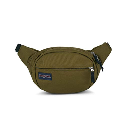 JanSport Unisex-Erwachsene Fifth Avenue Hüfttasche, Armee-grün, 2.5L