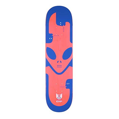 Alien Workshop Skateboard Deck EXP Blue 7.25' (Mini)