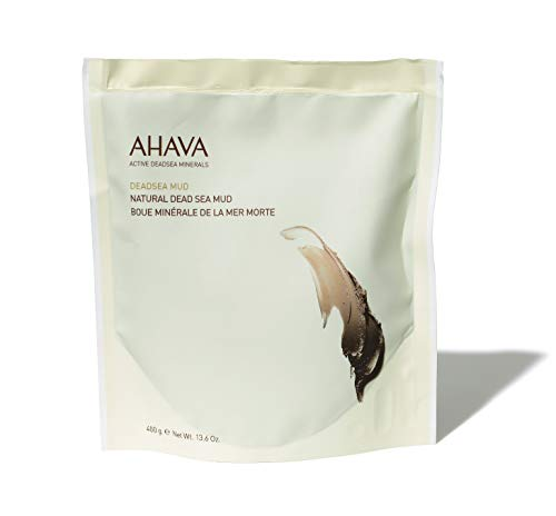 AHAVA Natural Dead Sea Mud for Body
