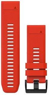 ガーミン(GARMIN) fenix5X用ベルト交換キット 010-12517-12 (Red)