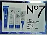 No7 Lift & Luminate Triple Action Collection (Day Cream, Serum, Night Cream, Eye Cream)