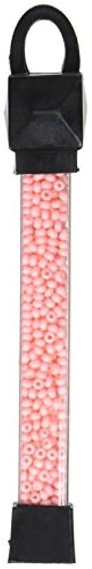 John Bead 63210001-0593 Seedbead 8.0 Pnk Ch Dy