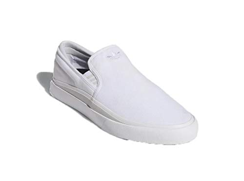 Adidas Sabalo Slip, Zapatos de Escalada Unisex Adulto, Multicolor (Ftwbla/Griuno/Negbás 000), 47 1/3 EU ✅