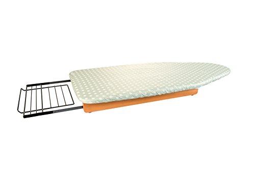 Arredamenti Italia STIROPRATICO strijkplank hout - tafel - draagbaar met etui - kersen
