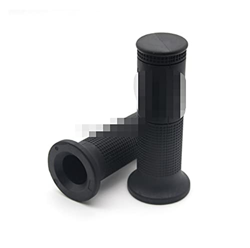 ZIHAN Feil Store Maniglia Bar Grip Moto per Vespa LXV150 GTV250 GTS GTS250 GTS300 (Color : Black)