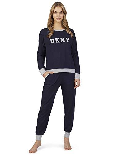 DKNY New Signature Bündchenpyjama Damen
