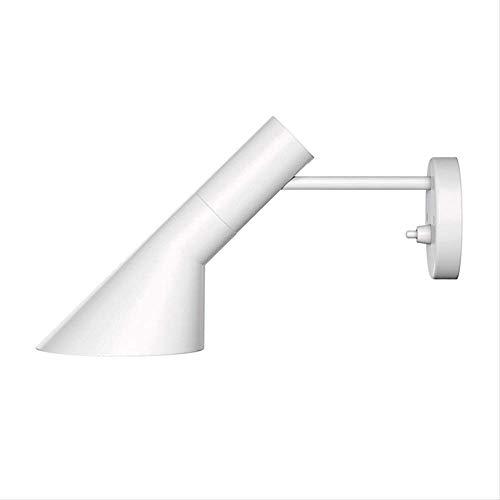 XZDZDJ Wandleuchte Nordic Designers Iron AJ LED Wandleuchten LED Wandleuchten Wohnzimmer Schlafzimmer Nachttischlampe Moderne Lampen Innenleuchten Dekor