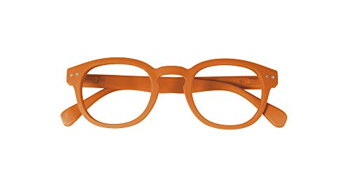 bullonerie occhiali El Charro Occhiali da Lettura Modello Florida Arancione