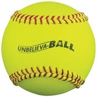 MacGregor Unbelievaball Softball, Yellow, 11-inch (One Dozen)