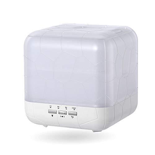 HDFIER luchtbevochtiger niet mist ultrasone luchtbevochtigers Verbetert de gezondheid, huid, stemming, slaap, Focus Gebruik voor Thuis Babykamer Slaapkamer Ultra-grote capaciteit diffuse negatieve ionzuivering lucht