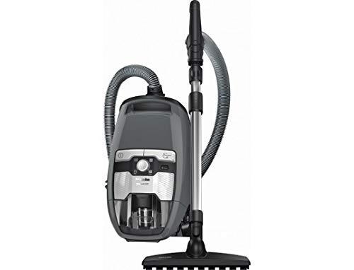 Miele Blizzard CX1 Parquet XL 550 W - Aspiradora (550 W, Aspiradora cilíndrica, Secar, Sin bolsa, 2 L, HEPA,Miele AirClean)