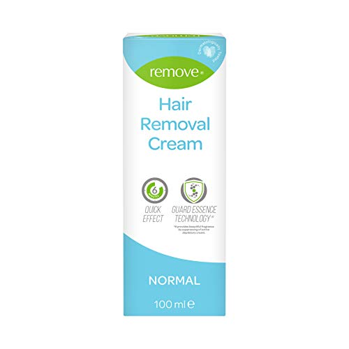 Remove Hair Removal Depilatory Cream for Face & Armpit & Body - Easy to Use Applicator (Normal)