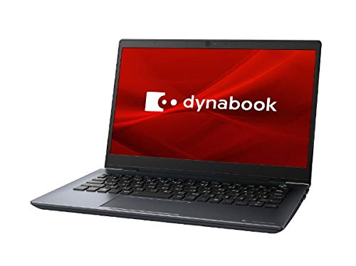 Dynabook13.3型ノートパソコンdynabookG7オニキスブルー2019年春モデル(Corei7/メモリ8GB/SSD256GB/OfficeH&B2019)P1G7JPBL