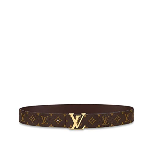 Louis Vuitton Belt LV Initiales Monogram 40 mm (100 cm)