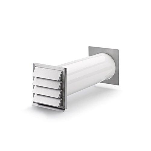 Naber E-Klima A Z 150 Ab- und Zuluft-Mauerkasten, Zuluftelement