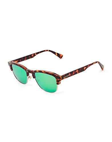 HAWKERS - Gafas de sol para hombre y mujer. Modelo CLASSIC , Marrón