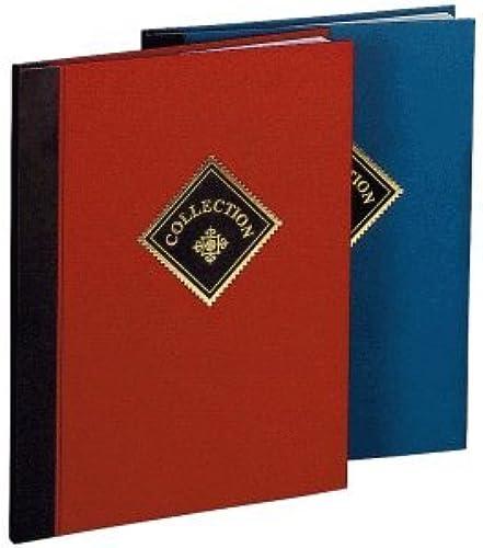 5 x Exacompta Briefmarkenalbum Collection 22,5x30,5cm 16 Seiten sortiert