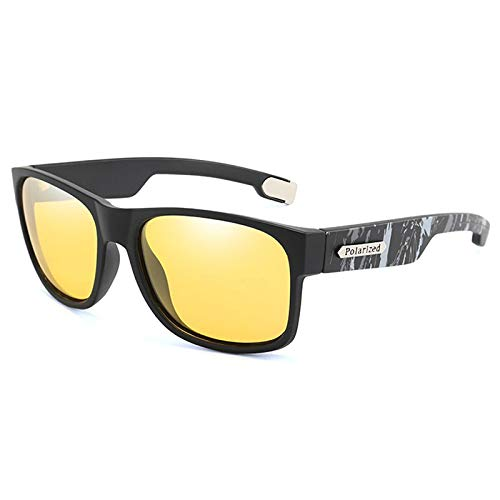 NJJX Gafas De Sol Polarizadas Para Hombre Gafas De Sol Clásicas Para Conducir Para Hombre Gafas De Sol Vintage 05