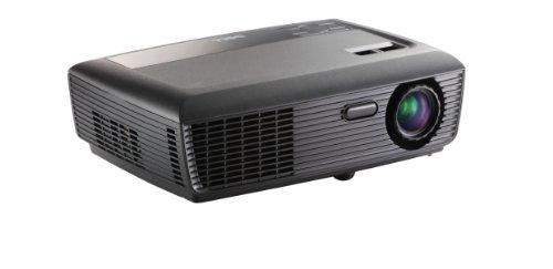 Dell 1210S DLP-Projektor (Kontrast 2200:1, 2500 ANSI Lumen, SVGA 800 x 600) schwarz