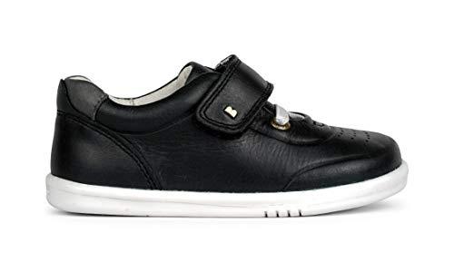 Bobux I-Walk Ryder Trainer_Caminantes Bobux Lederschuhe, schwarz - schwarz/grau (Black Charcoal) - Größe: 23 EU