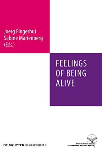 Feelings of Being Alive (Humanprojekt Book 8)