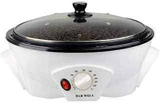 コーヒーロースター コーヒー生豆焙煎器 自動 小型 焙煎器 業務用 家庭用 焙煎機 温度調節可能 栗品種 ピーナッツ はと麦 だいず あずき ひまわりの种 ポップコーン コーヒー店 お菓子屋適用 EasyRaku