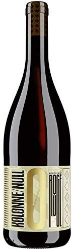 KOLONNE NULL - Cuvée Rouge No. 1 - Alkoholfreier Rotwein - Edition Fürst Hohenlohe Oehringen (1 x 0,75 L)