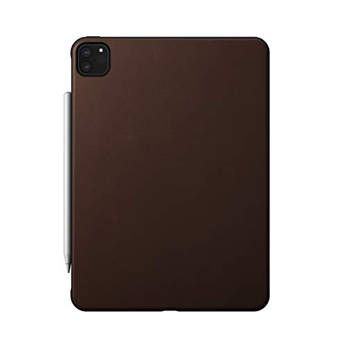 Nomad Rugged Leather Case Rustic Brown for iPad Pro 11 2020 Cases