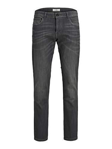 Produkt Slim Jeans F-90 Hombre Tejanos Gris W33L34, 99% algodón, 1% elastán, Estrechos