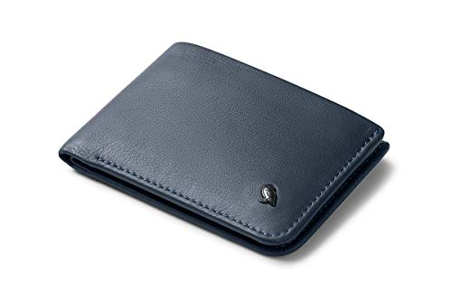 Bellroy Hide & Seek Wallet (Slim Leather Bifold Design, RFID Protected, Holds 5-12 Cards, Coin Pouch, Flat Note Section…