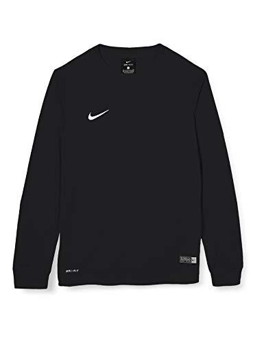 Nike Long Sleeve Top Yth Park Goalie II Jersey - Camiseta de fútbol unisex, color negro/blanco (black/white), talla XS