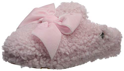 UGG UGG1098169 - W Addison Velvet Bow Slipper Damen, Pink (Seashell Pink), 43 EU
