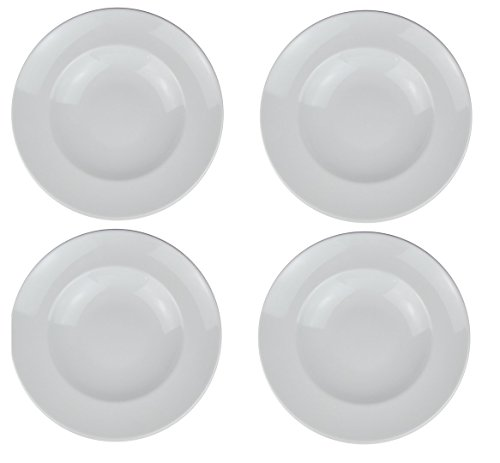 Retsch Arzberg pastabord (wit) met pastallepel in set pasta bord XXL - Ø 30cm