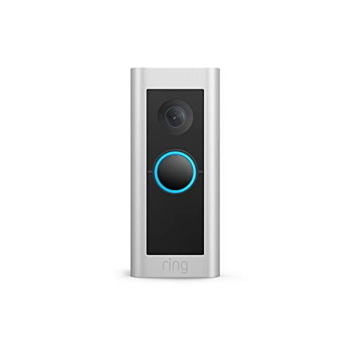 Ring Video Doorbell Pro 2 – Best-in-class with cutting-edge features (existing doorbell wiring required) – 2021 release