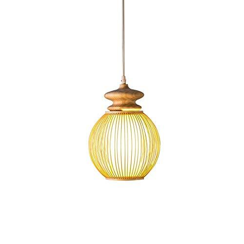 Japanse restaurant kroonluchter restaurant tafellamp bureaulamp bedlampje slaapkamerlamp Zen theelicht bamboe lamp