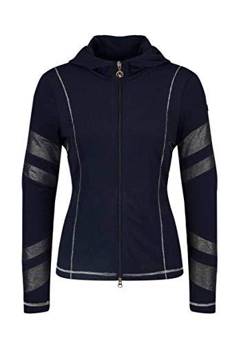 Sportalm Damen Softshelljacke Größe 40 EU Blau (blau)