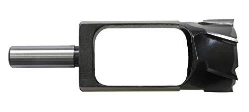Espiga cortador DIN 7489-45 mmØ