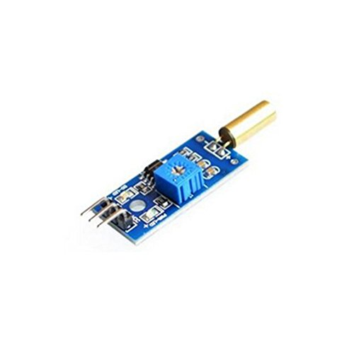 Dosige SW520D Winkelsensor Modul Ball Switch Tilt Sensor Modul für Arduino Raspberry Pi