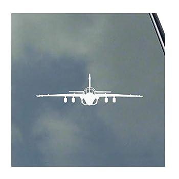 A-6 Intruder Pilot Front vinyl Sticker Decal Crew Warbird
