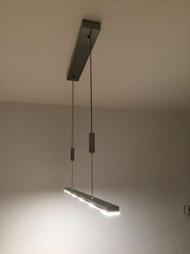 Hochwertige LED-Pendelleuchte höhenverstellbar mit Easy-Touchdimmer