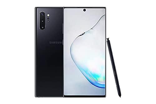 Samsung Galaxy Note 10+ Dual SIM 512GB 12GB RAM SM-N9750/DS Aura Nero (Ricondizionato)