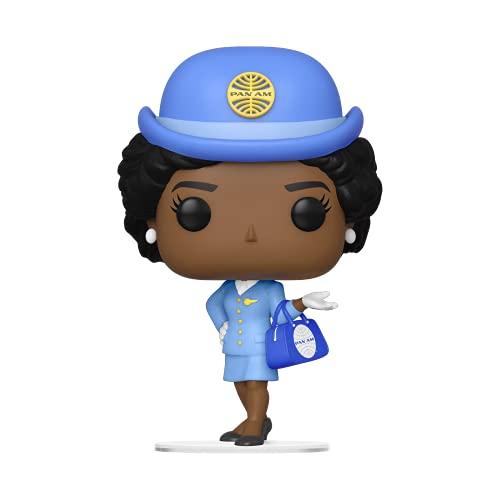 Funko 57893 POP Ad Icons Pan Am- Stewardess w/(BU) Bag