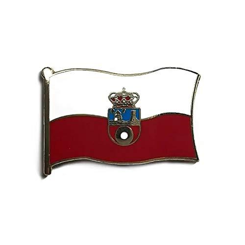 PIN BANDERA COMUNIDAD AUTÓNOMA – CANTABRIA