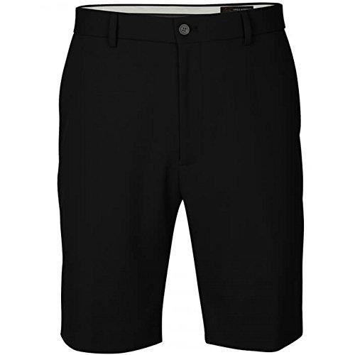 Greg Norman - Yoga-Shorts für Herren in Schwarz, Größe 40