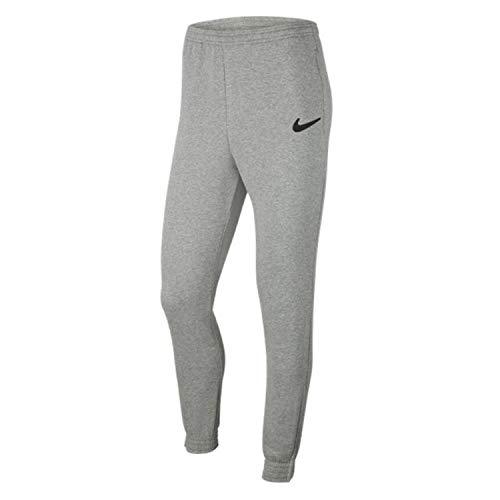 Nike Herren Park 20 Jogginghose, Dk Grey Heather Schwarz Schwarz, XL EU