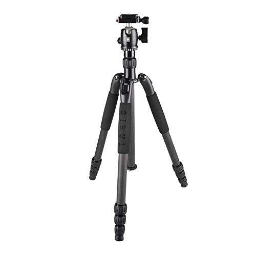 SIRUI T-0S Series Travel Tripod with B-00 Ball Head (T-024SK+B-00K)